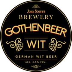 Gothenburg Wit (German Wit Beer)